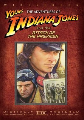 The Young Indiana Jones Chronicles movie poster (1992) poster MOV_abc587d7