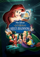 The Little Mermaid: Ariel's Beginning movie poster (2008) picture MOV_abc66d8e