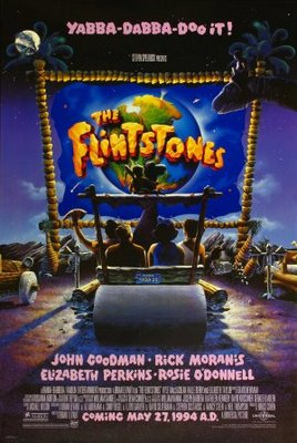 The Flintstones movie poster (1994) poster MOV_abc8ae01