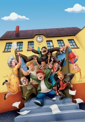 Recess: School's Out movie poster (2001) poster MOV_abd112dd
