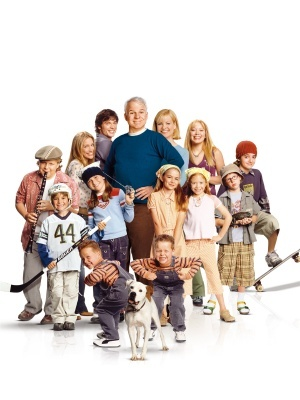 Cheaper by the Dozen movie poster (2003) poster MOV_abd1dc15