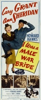 I Was a Male War Bride movie poster (1949) picture MOV_947a4543