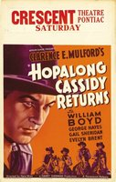 Hopalong Cassidy Returns movie poster (1936) picture MOV_abdb5cf8