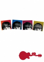 A Hard Day's Night movie poster (1964) picture MOV_abdddcab