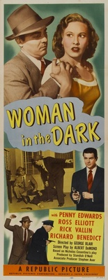 Woman in the Dark movie poster (1952) poster MOV_abe96c16