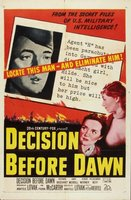 Decision Before Dawn movie poster (1951) picture MOV_abf229e7