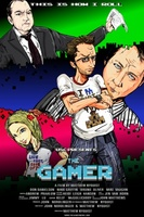The Gamer movie poster (2013) picture MOV_abf2c7a4