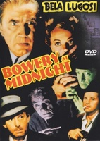 Bowery at Midnight movie poster (1942) picture MOV_abf30112