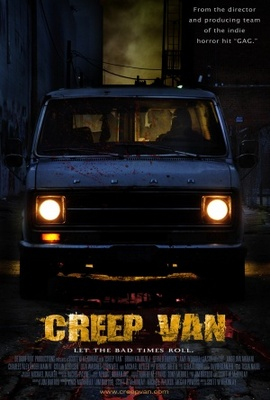Creep Van movie poster (2012) poster MOV_abfe18af