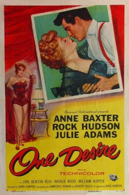 One Desire movie poster (1955) poster MOV_ac06e404