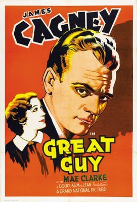 Great Guy movie poster (1936) poster MOV_ac082f47