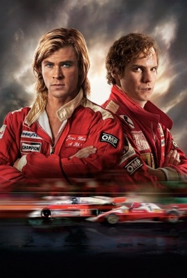 Rush movie poster (2013) poster MOV_ac0cc7a4