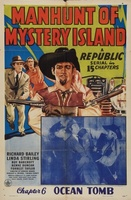 Manhunt of Mystery Island movie poster (1945) picture MOV_ac10866e