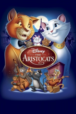 The Aristocats movie poster (1970) poster MOV_ac15c9ff