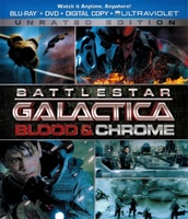 Battlestar Galactica: Blood & Chrome movie poster (2012) picture MOV_ac242cfc