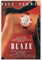 Blaze movie poster (1989) picture MOV_ac24bb0b