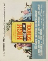 High School Confidential! movie poster (1958) picture MOV_ac272ac5
