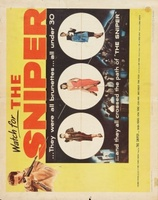 The Sniper movie poster (1952) picture MOV_ac2be10a