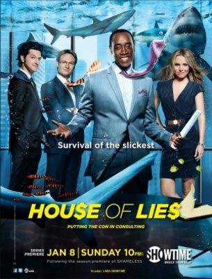 House of Lies movie poster (2012) poster MOV_ac37eb98