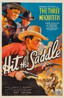 Hit the Saddle movie poster (1937) picture MOV_ac3b1475