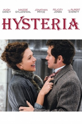 Hysteria movie poster (2011) poster MOV_ac3da35f