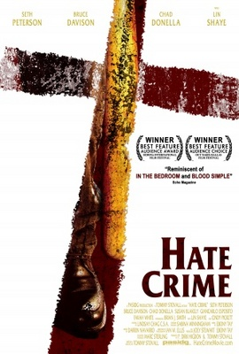 Hate Crime movie poster (2005) poster MOV_ac3db857