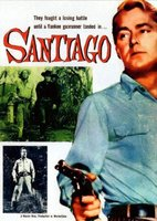 Santiago movie poster (1956) picture MOV_ac43b5be