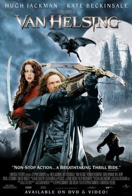 Van Helsing movie poster (2004) poster MOV_ac43c7aa