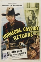 Hopalong Cassidy Returns movie poster (1936) picture MOV_ac459ef7