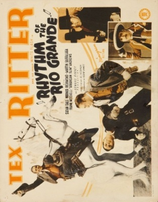 Rhythm of the Rio Grande movie poster (1940) poster MOV_ac4873f9