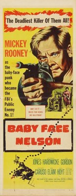 Baby Face Nelson movie poster (1957) poster MOV_ac4de76a