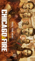 Chicago Fire movie poster (2012) picture MOV_ac51e4e3