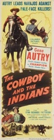 The Cowboy and the Indians movie poster (1949) picture MOV_ac5245cb