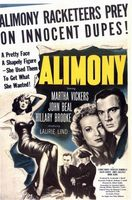 Alimony movie poster (1949) picture MOV_ac58d1af