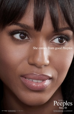 Tyler Perry Presents Peeples movie poster (2013) poster MOV_ac5c4e6a