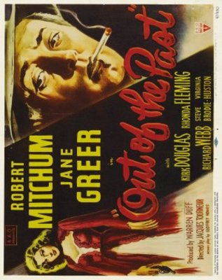 Out of the Past movie poster (1947) poster MOV_ac5ccbf2