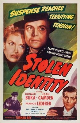 Stolen Identity movie poster (1953) poster MOV_ac5da4af