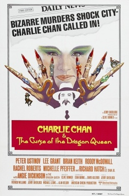 Charlie Chan and the Curse of the Dragon Queen movie poster (1981) poster MOV_ac6105b8