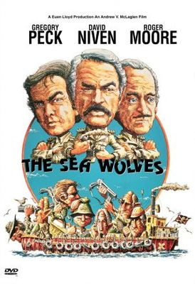 The Sea Wolves: The Last Charge of the Calcutta Light Horse movie poster (1980) poster MOV_ac676ff4