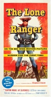 The Lone Ranger movie poster (1956) picture MOV_ac6f7e68