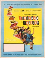 Cinerama Holiday movie poster (1955) picture MOV_ac713127