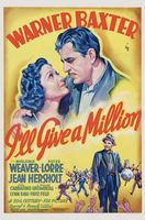 I'll Give a Million movie poster (1938) picture MOV_ac749054
