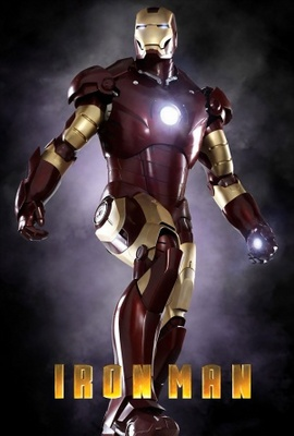 Iron Man movie poster (2008) poster MOV_ac762b89