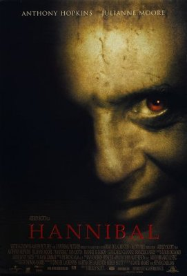 Hannibal movie poster (2001) poster MOV_ac763671