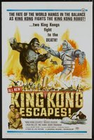 King Kong Escapes movie poster (1967) picture MOV_ac7bd64e