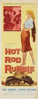 Hot Rod Rumble movie poster (1957) picture MOV_ac7c60bf