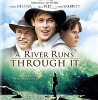 A River Runs Through It movie poster (1992) picture MOV_ac7df774