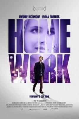 Homework movie poster (2011) poster MOV_ac834f0e