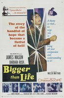 Bigger Than Life movie poster (1956) picture MOV_ac85e9cd