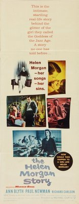 The Helen Morgan Story movie poster (1957) poster MOV_ac889b96